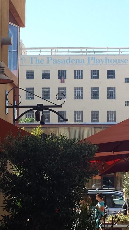 Playhouse Facade