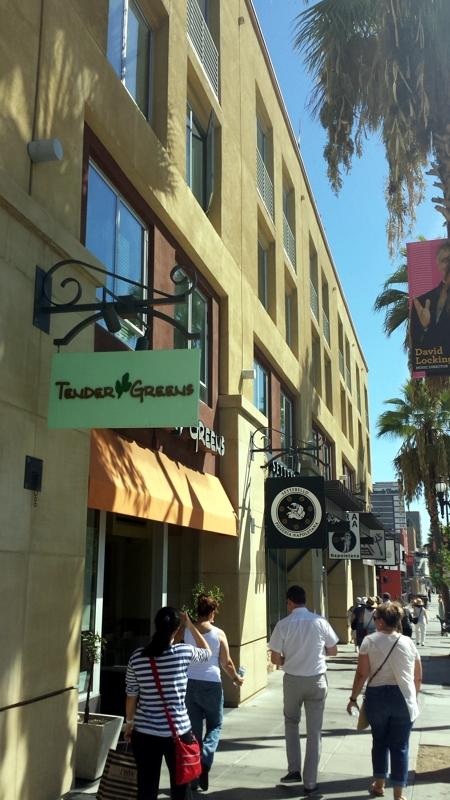 Sidewalk Retail