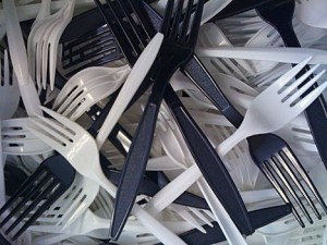 Plastic Cutlery You Don't Need