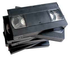 VHS tapes you don't need