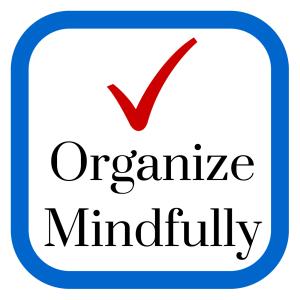 Organize Mindfully Logo