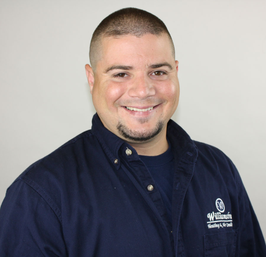 Daylon Croswell - Field Supervisor at Williamsburg Heating & Air Conditioning