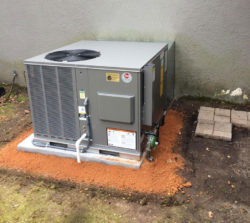 Testimonial - Out Standing job Williamsburg HVAC installing two units this week.