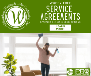 Williamsburg Heating & Air Conditioning - Service Agreements