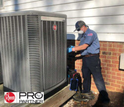 Testimonials - Woke up to a nice cool house - Williamsburg Heating and Air Conditioning