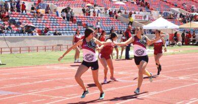 Cierra con seis oros Sinaloa en Regional de Atletismo