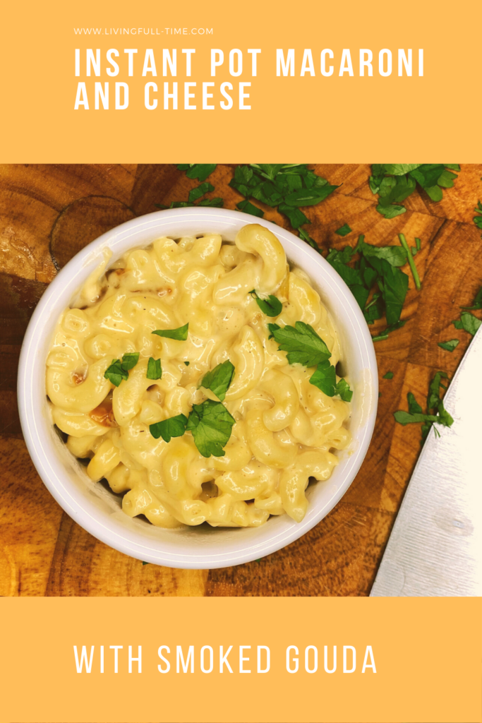 Instant Pot macaroni and cheese is so easy that you might never go back to the stovetop again!