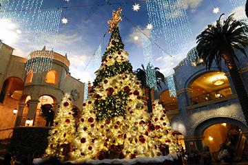 Tropicana's Holiday Musical Light Show
