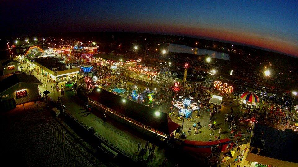 Jenkinsons sea of lights