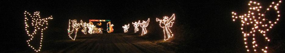 Schaefer Farms Holiday Light Show