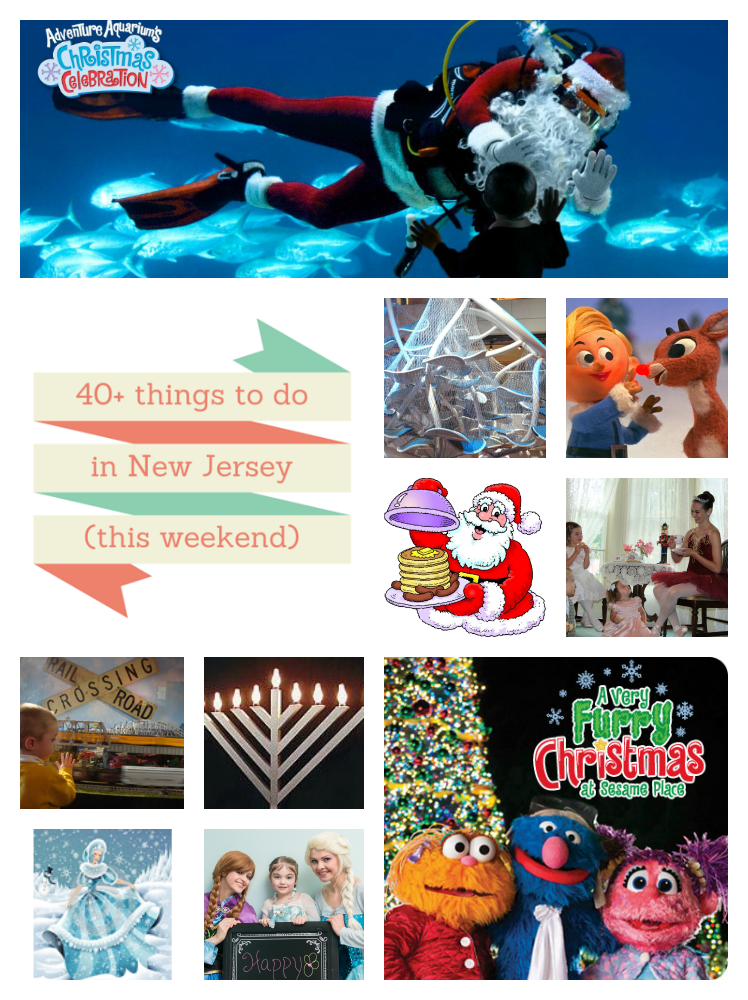 40 Things To Do In New Jersey This Weekend