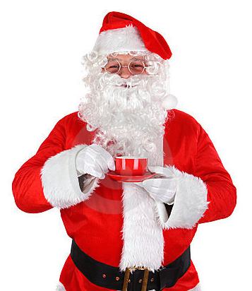 Visit Santa At His House Memorial Park at Van Neste Square
