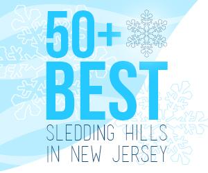 best sledding hills in nj