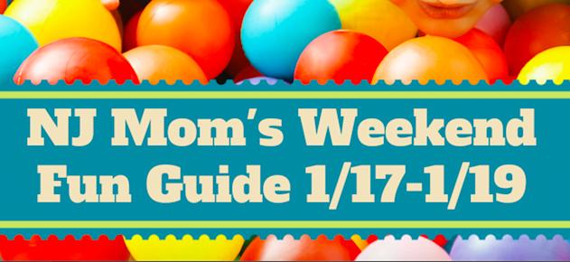 NJ Mom's Weekend Fun Guide