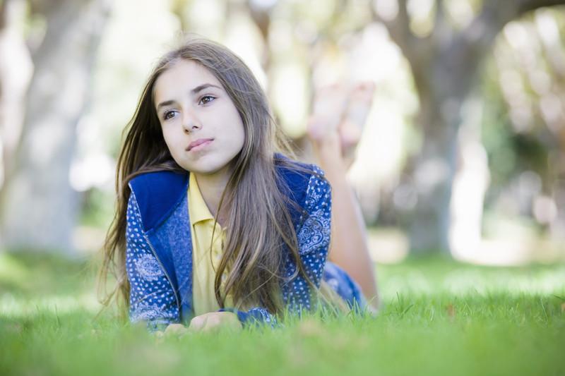 tween girl