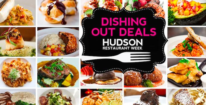 hudson restaurant week