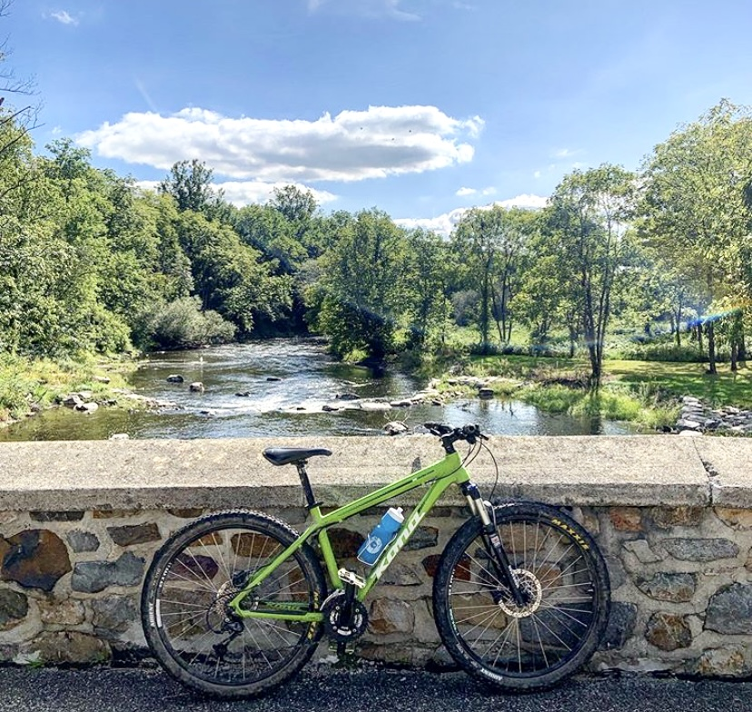 bike trails in nj Paulinksill valley trail nj mom