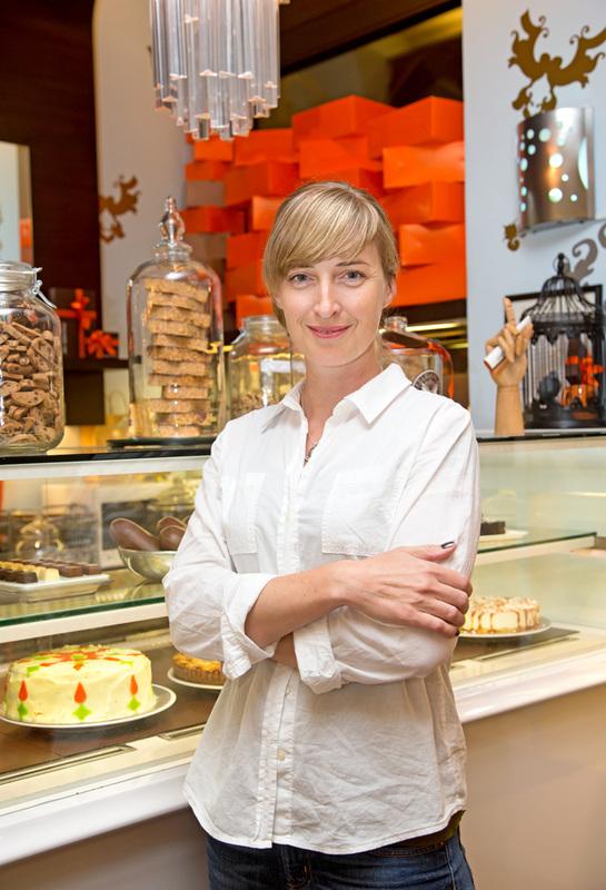 Alison Nelson, Chocolate Bar