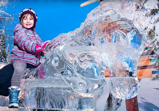 Frozen in Ice Carnival