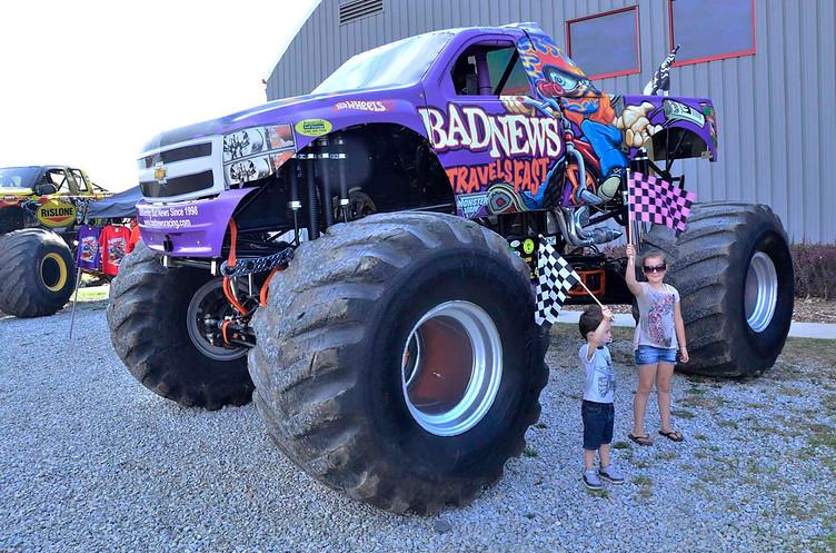 Inspira Health Network Monster Truck & Thrill Show