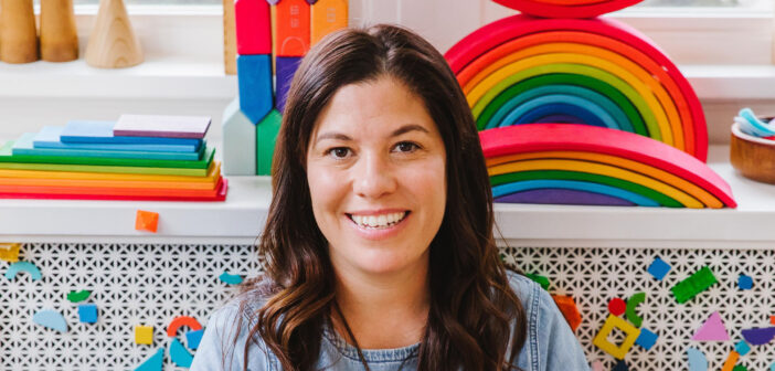 nj mom lizzie assa the workspace for children our njmompreneur o the week.