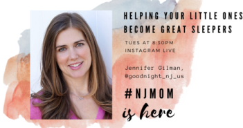 Jennifer Gilman NJ mom IG live goonight sleep site