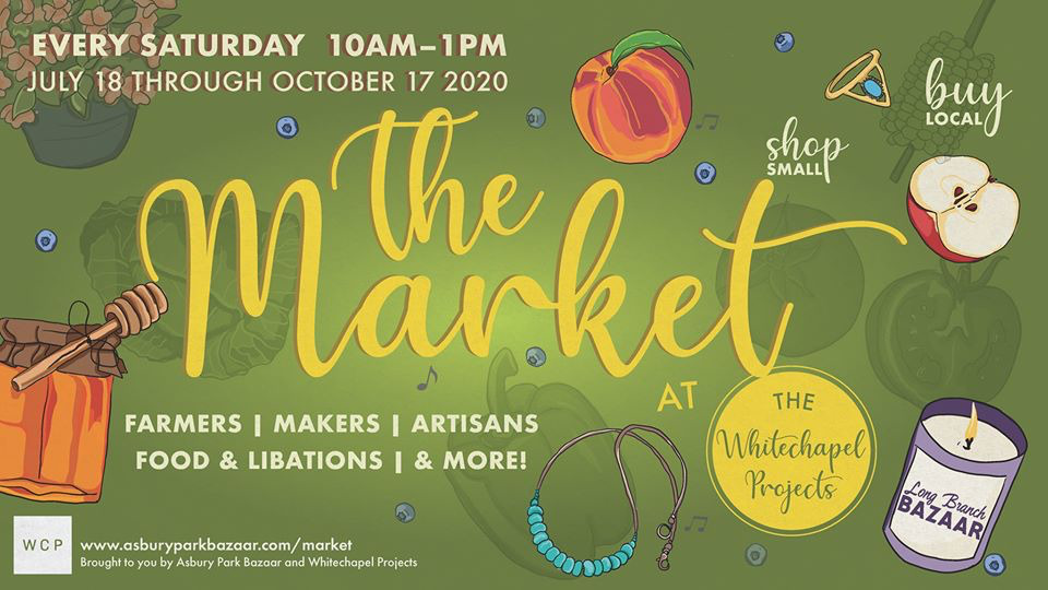 The Market at Whitechapel Projects