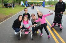 NJ MOM childrens specialized hosptial virtual walk n roll 5k