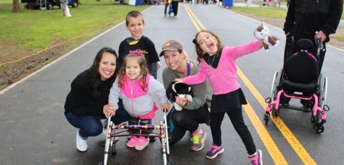 NJ MOM childrens specialized hosptial virtual walk n roll 5k