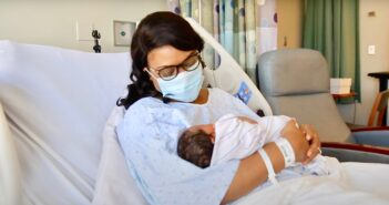 NJ mom Newsweek Names Two RWJ Barnabas Facilities The Best Maternity Hospitals In The US newark beth israel medical center new maternity unit monmouth medical center