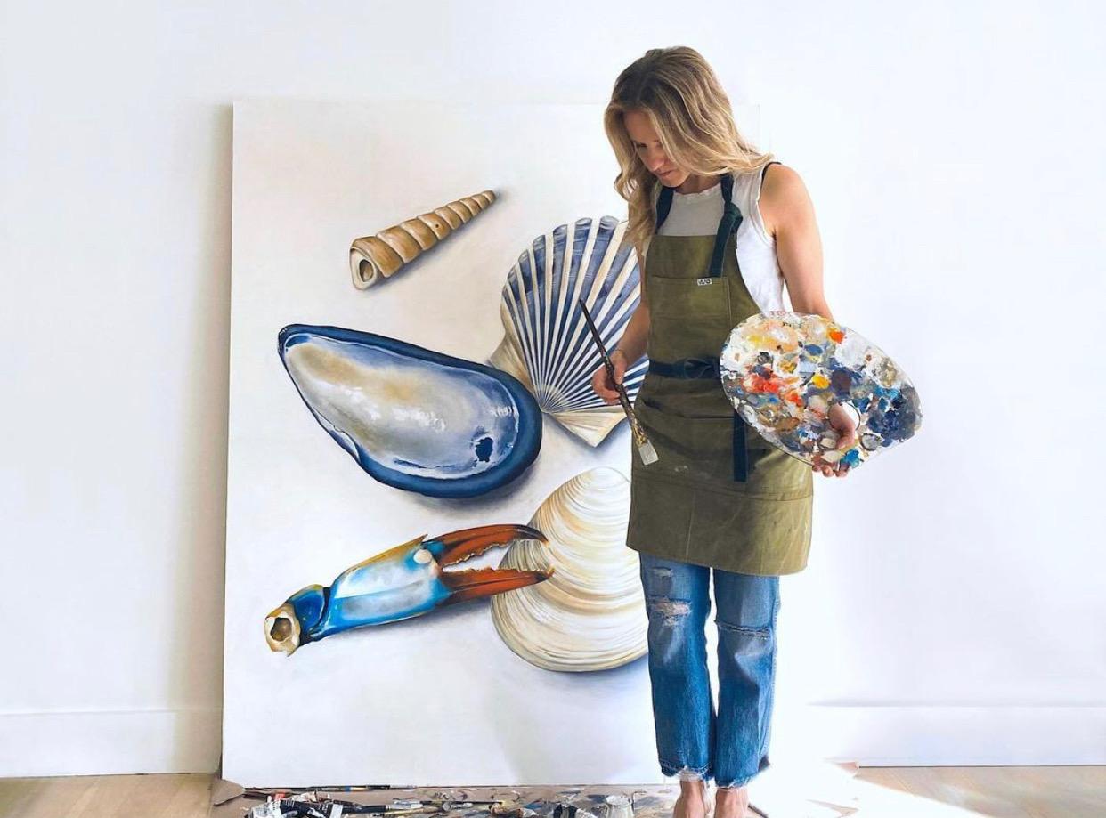 nj mom Renee Levin, Renee Levin Fine Art And Design {Our NJMOMpreneur of the Week}