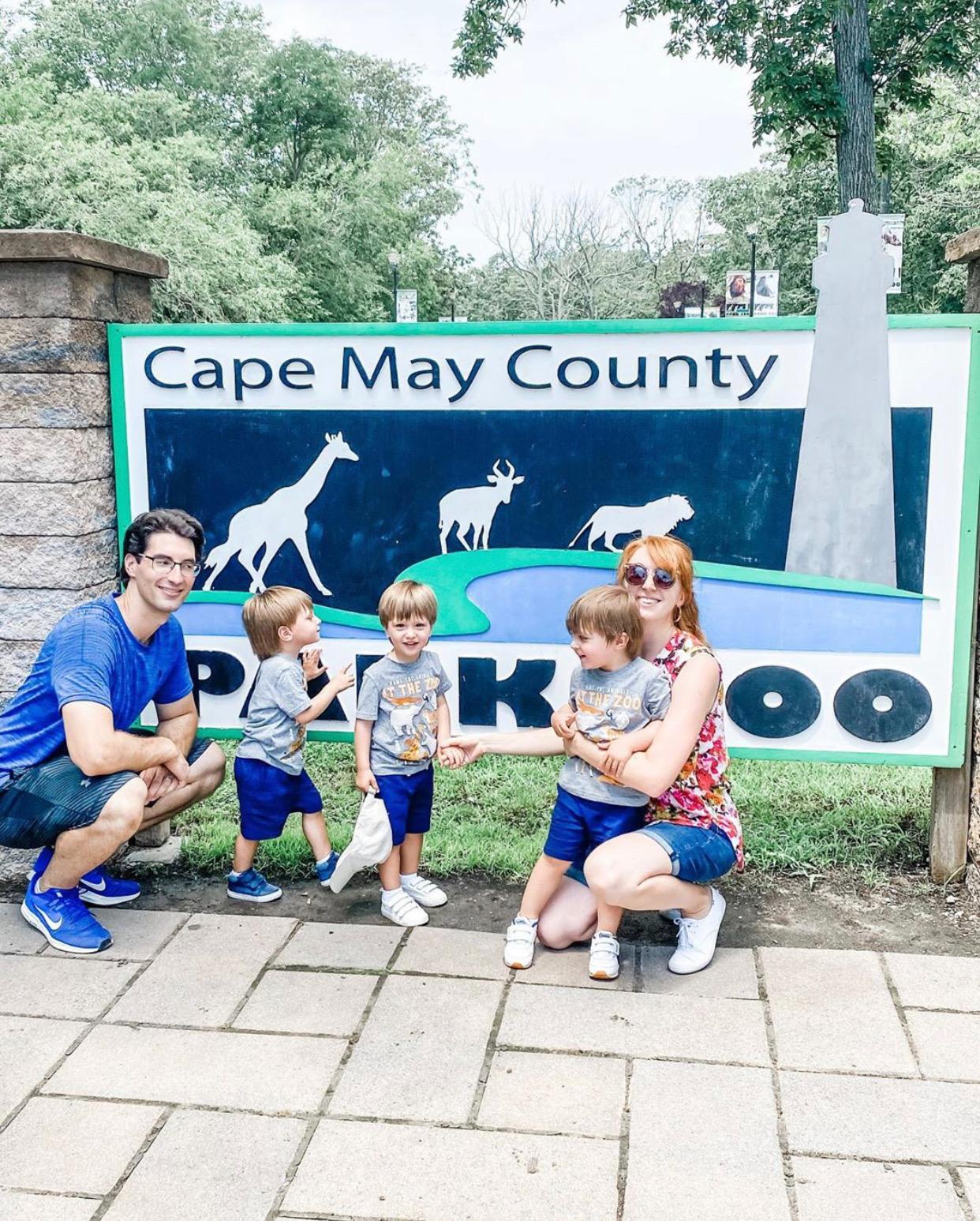 nj mom cape may county zoo new jersey