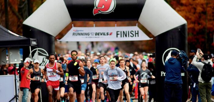 nj mom rwjbarnabas health virtual running with the devils 5k health care heroes frontline workers