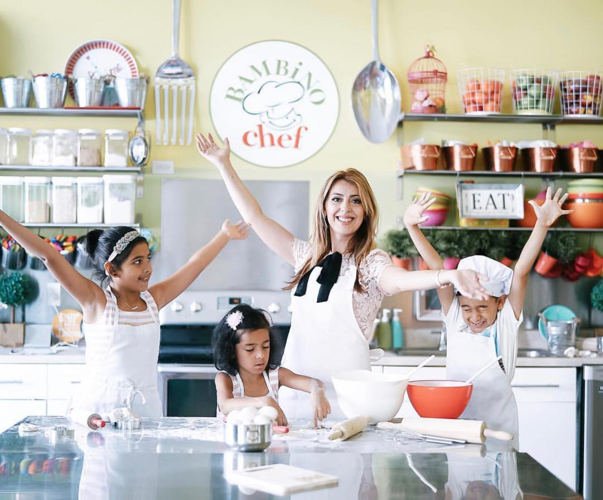 nj mom is here facebook live bambino chef renee renee gonzalez