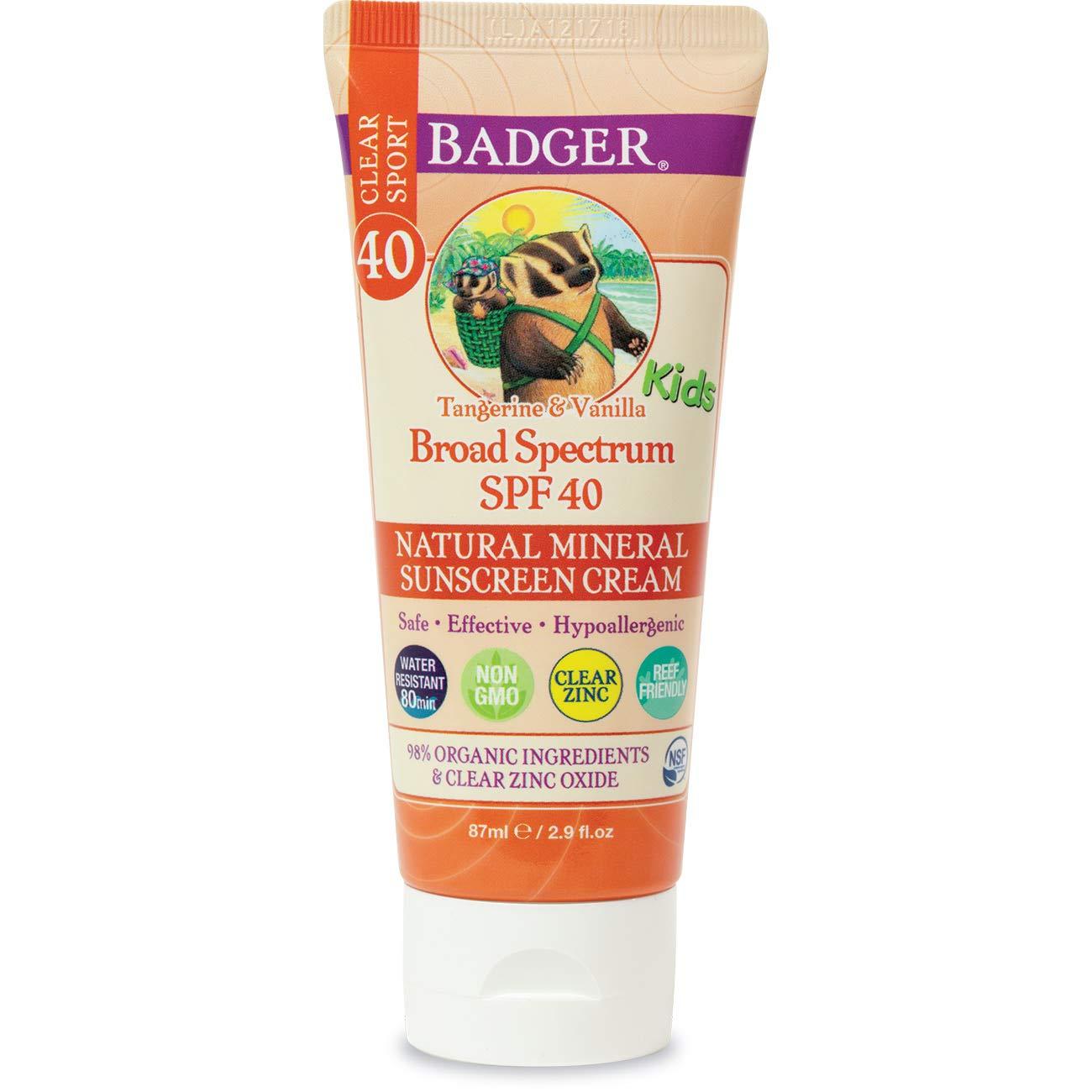nj mom Baby sunscreen babyganics sunscreen best baby sunscreen aveno blue lizard kids sunscreen badger