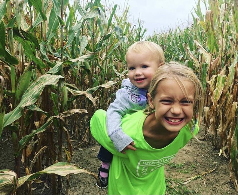 V&V Adventure Farm NJMOM Corn Maze in NJ NJ corn maze