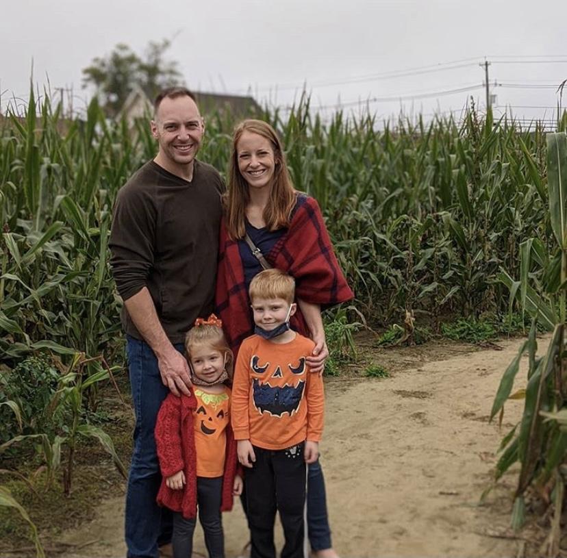 Johnsons Corner Farm Corn Maze NJMOM NJ corn maze