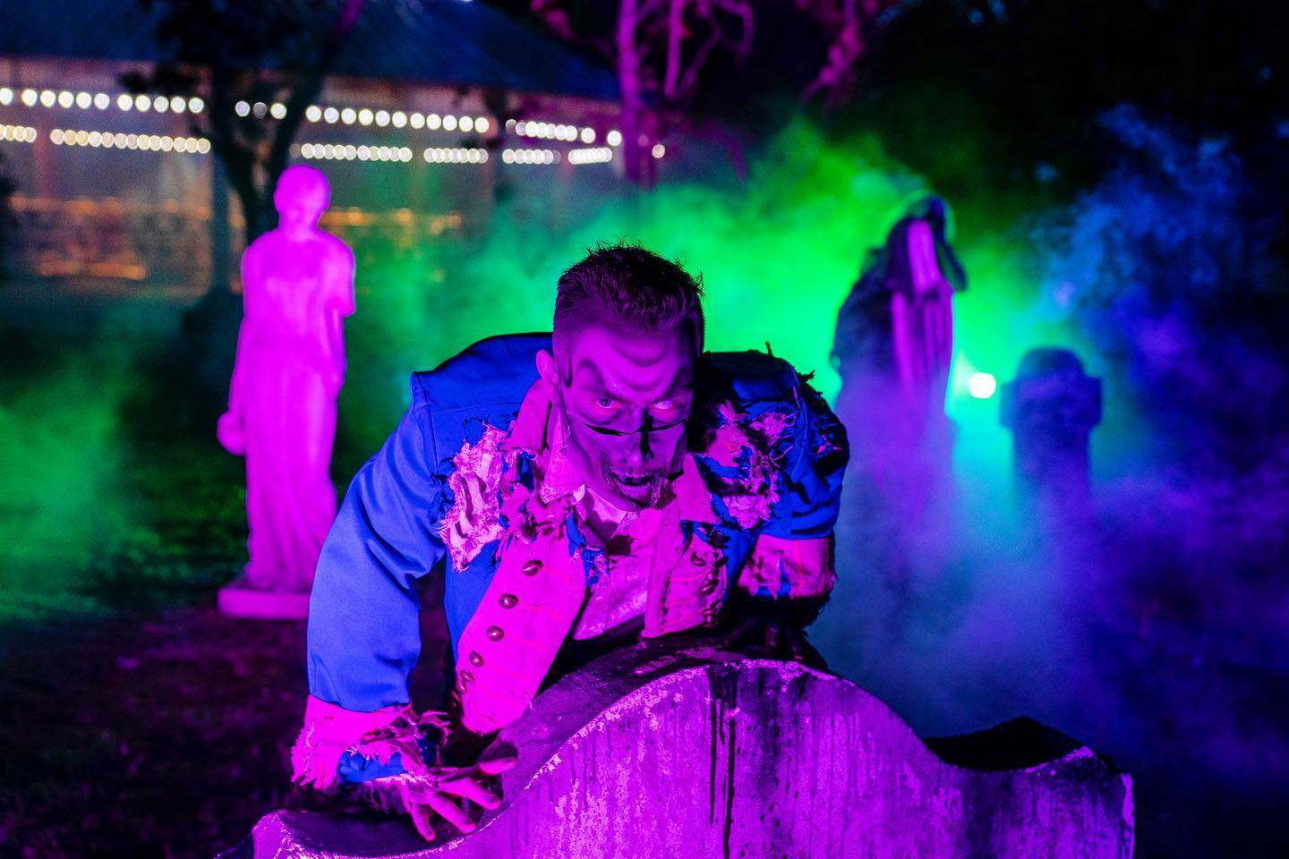 nj mom best haunted hayrides in nj haunted house in nj New Jersey