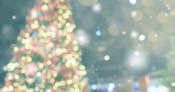 Christmas tree lighting nj