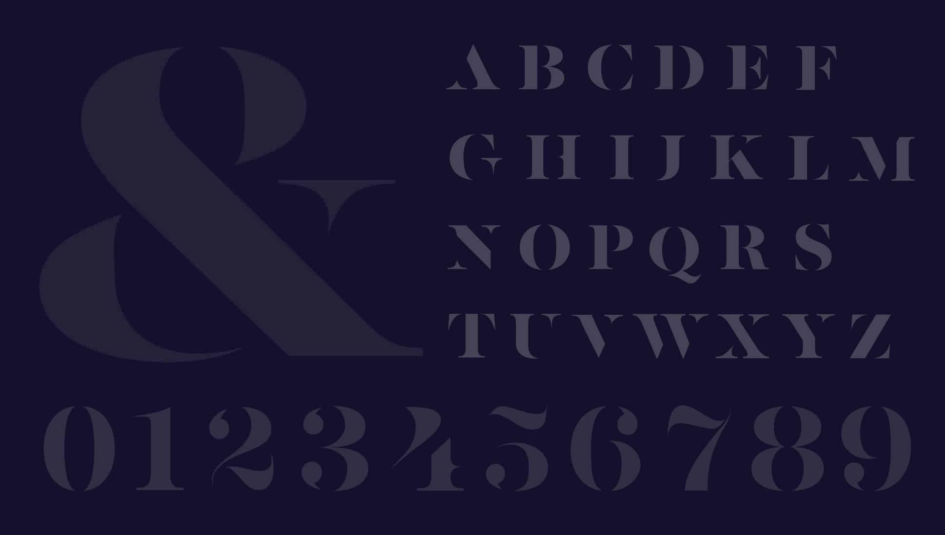 Custom Type Design