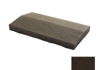 Flagstone Sloped Wall Cap Nightfall
