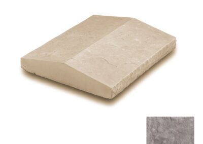 Peaked Wall Cap Taupe