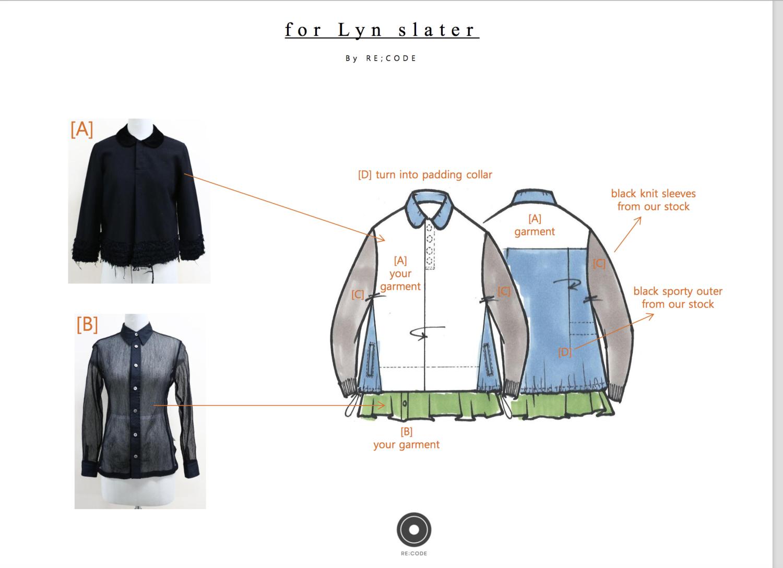Designer Wednesday: Re;Code