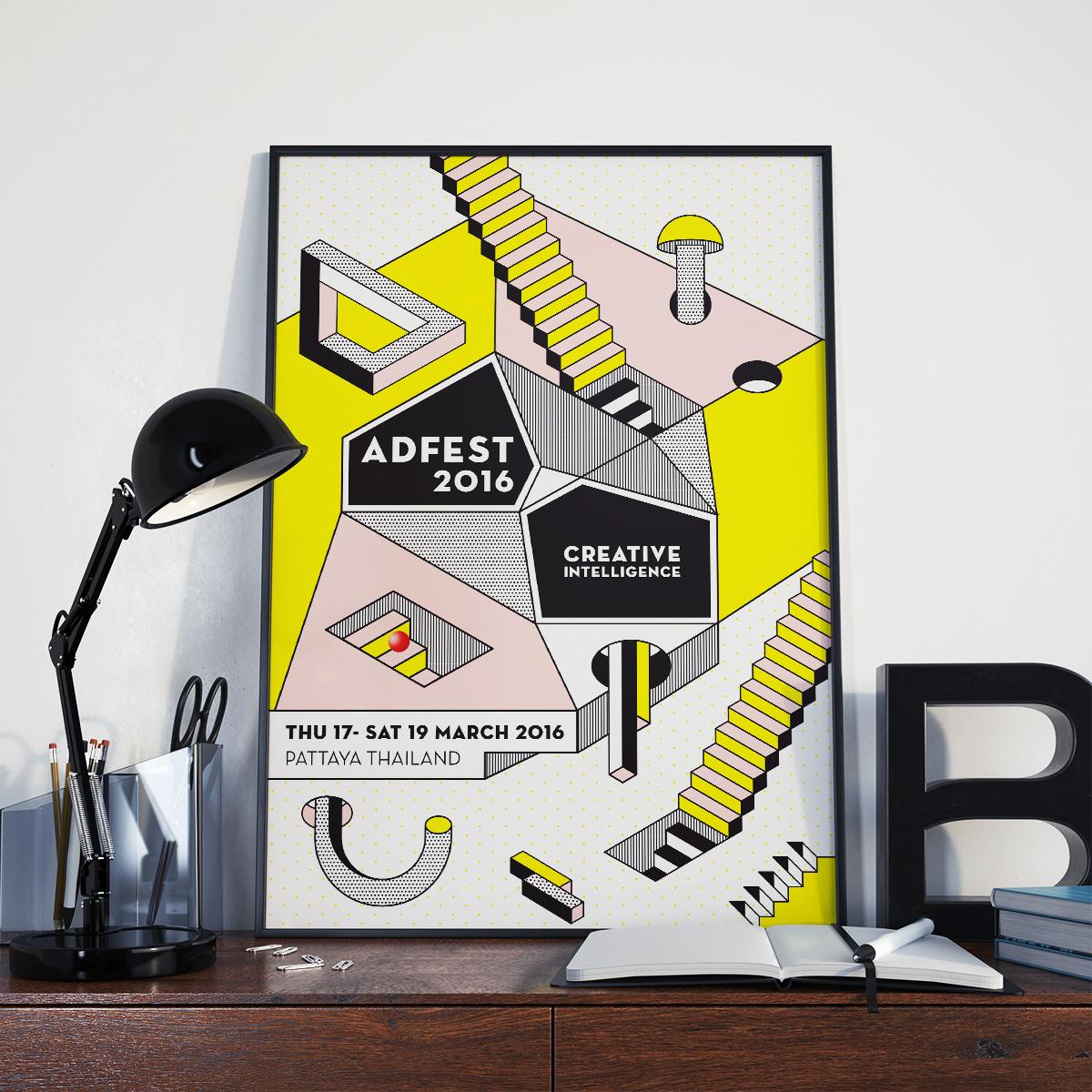 adfest poster