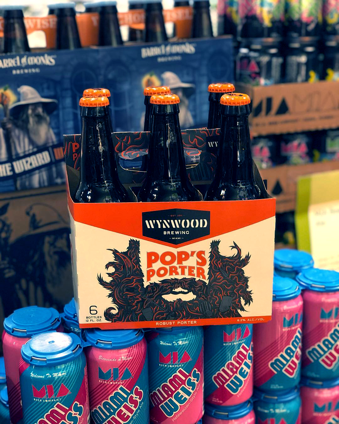 Wynwood Brewing Pop's Porter