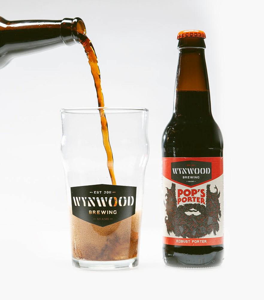 Wynwood Brewing Pop's Porter