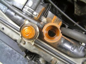 Poor Corrosion Protection