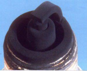 Fuel Fouled Spark Plug