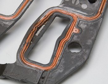 Intake Manifold Leak Causing Antifreeze in Oil
