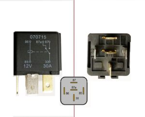 Common 5 Pin (ASD) Relay